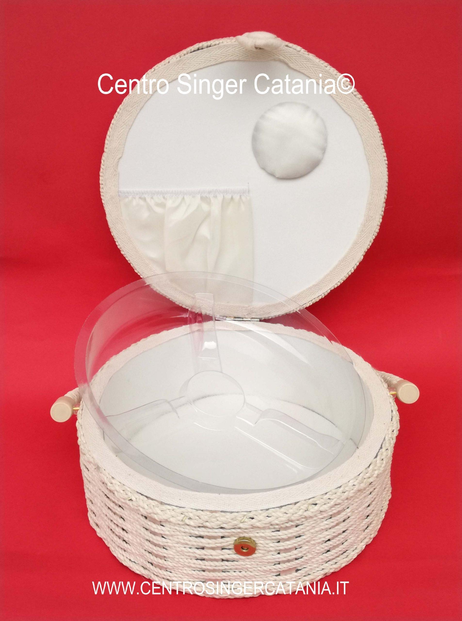 Cestini Da Lavoro Per Cucito cesto cestino bauletto portalavoro scatola contenitore macchine per cucire